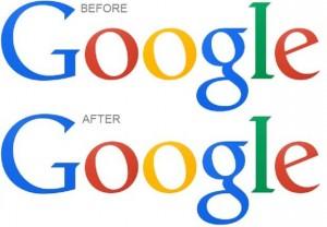 Google logotipo atnaujinimas