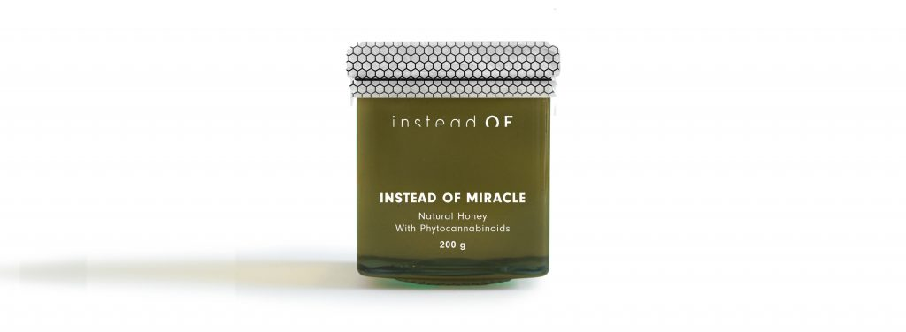 Honey Instead of miracle