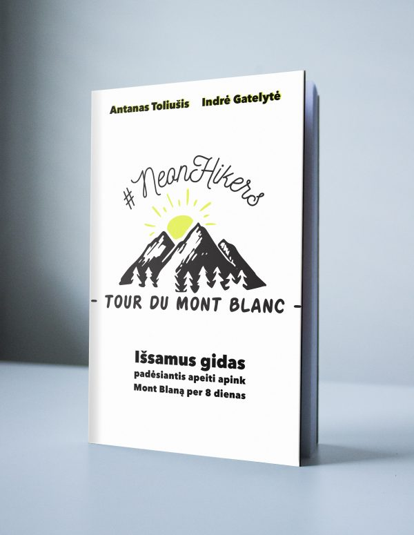 Tour du Mont Blanc gidas